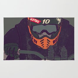 race shit Rug