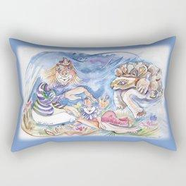 RB Admirer Rectangular Pillow