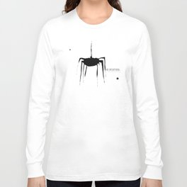 Spiders and Dust, Creepy Winter Things Long Sleeve T-shirt