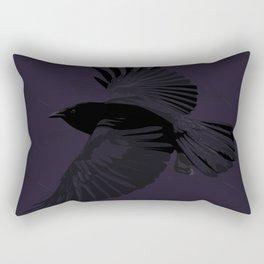 Reginald Corvus Rectangular Pillow