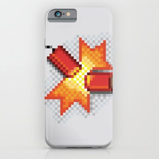 Pixel Boom iPhone & iPod Case