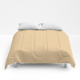 From The Crayon Box – Gold Brown Solid Color Comforters