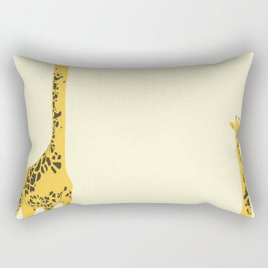 Where Am I Going To? Rectangular Pillow