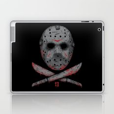 Friday 13 Laptop & iPad Skin