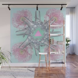 Halez Yea (in Mint) Wall Mural