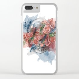 See No Evil Clear iPhone Case