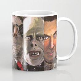 Monster Collage Coffee Mug