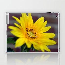 My Sunflower, Julia #10 Laptop & iPad Skin