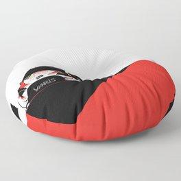 WRC Yaris Floor Pillow