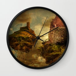 'Til the End of Time Wall Clock
