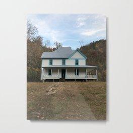Caldwell Place Metal Print