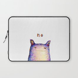 Just... no. Laptop Sleeve