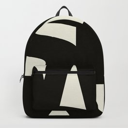 Wismar Typografie Backpack