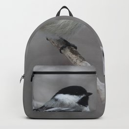 Black-capped Chickadee Backpack