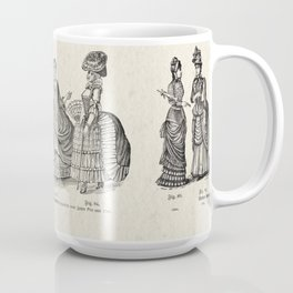 Women's Fashions through the Ages v.1 Coffee Mug