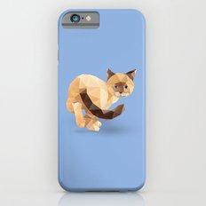 Balinese Cat Slim Case iPhone 6s