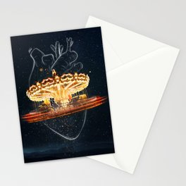 The journey of our lifetime. Stationery Cards