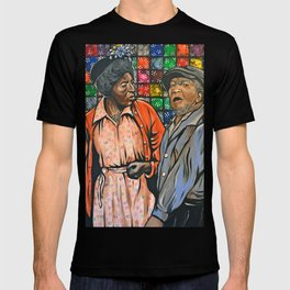 Aunt Esther vs. Fred Sanford T-shirt