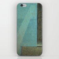 aquarius iPhone & iPod Skins featuring Aquarius by Fernando Vieira