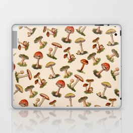 Magical Mushrooms Laptop & iPad Skin