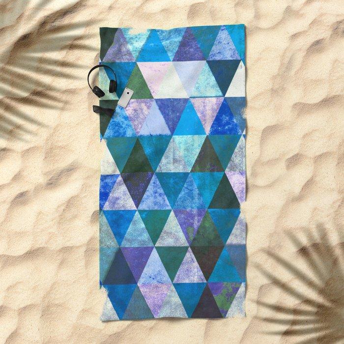 #800 Blue Bayou Beach Towel