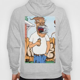 King Of The Hell Hoody