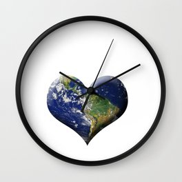 Fridays For Future Stop Climate Change Save Gift Wall Clock