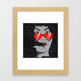 Stella Revengé Framed Art Print