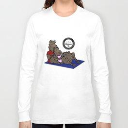 Llamaze Long Sleeve T-shirt