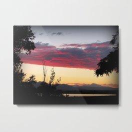 Colorado Skies Metal Print