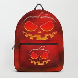 Screaming Pumpkin Backpack