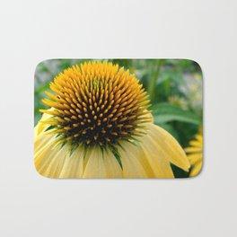 Yellow Echinacea/Coneflower Bath Mat