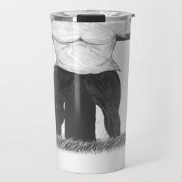 Scare Crow Travel Mug