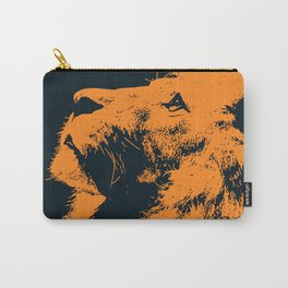 Lion, King of Nature Carry-All Pouch