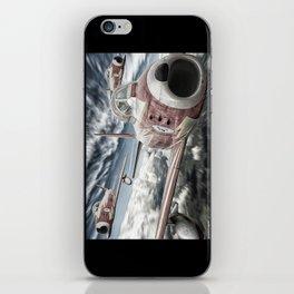 ASCUA aerobatic team iPhone Skin