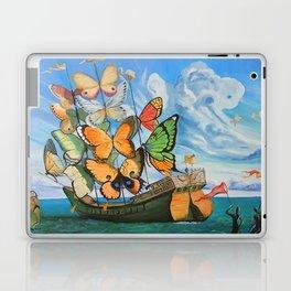 Salvador Dali 3 Laptop & iPad Skin