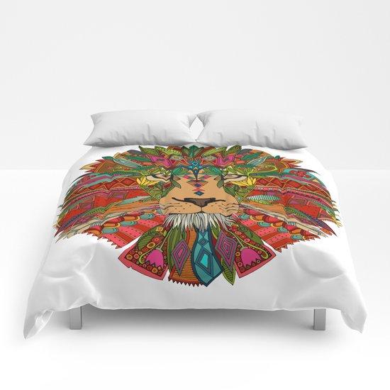 lion Comforters