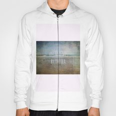 You and me, by the sea Hoody