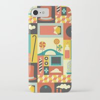 charlie iPhone & iPod Cases featuring Charlie by Ariel Wilson