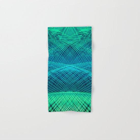 colorful dreams Hand & Bath Towel