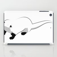 otter iPad Cases featuring Otter by 92lk