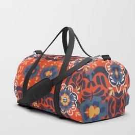 ankara eight Duffle Bag