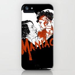 Maniac 1980 iPhone Case