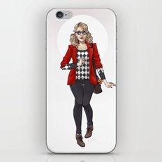 Harleen iPhone & iPod Skin
