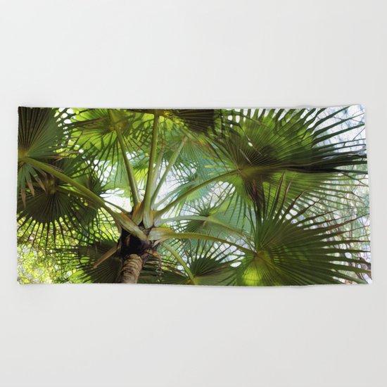Ticket to the Tropics Beach Towel