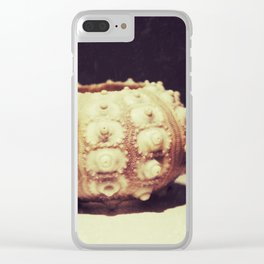 The Urchins Clear iPhone Case
