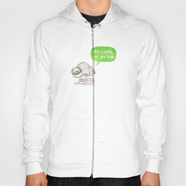 Marcel the Shell Hoody