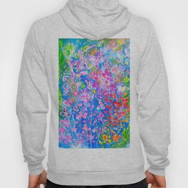 All The Colors in My Garden Hoody