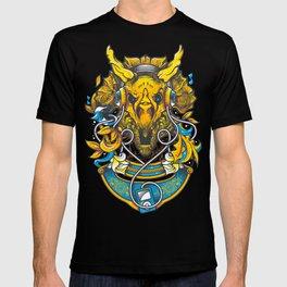 Golden Tricerapod T-shirt