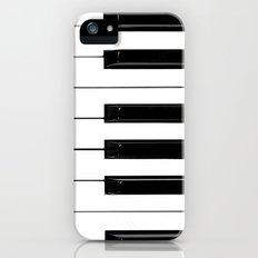 Piano Keys iPhone (5, 5s) Slim Case